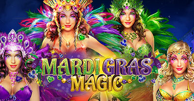 Play Mardi Gras Magic