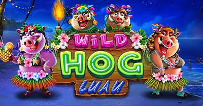 Play Wild Hog Luau