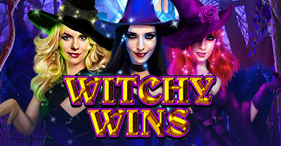 Play Witchy Wins